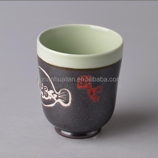 Ceramic Coffee Mug Without Handle Ceramic Mug Without