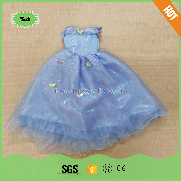 Chinese suppliers custom 17 inch doll clothing, doll clothing in bulk