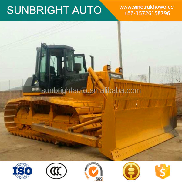 SHANTUI 17Tons Bulldozer SD16 for Sale