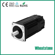 High Torque 48V 1510W 6000RPM brushless dc motor With High effiency