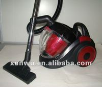 Dual cyclone vacuum cleaner