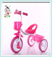2016 factory directed baby trike new material wheel tricycle for 1-6 years old with best price