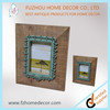 wood and resin wooden photo frame