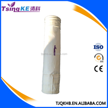 TsingKe Cement kiln dust collection woven glass fiber filter sleeve