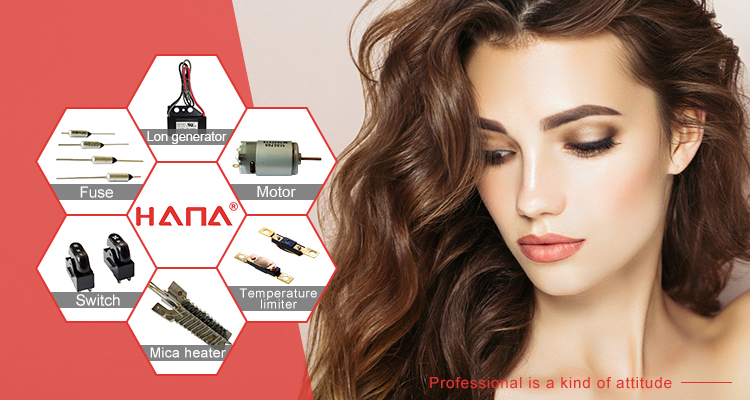 HANA Powerful Crew Cut electric hair trimmer,professional cordless clipper trimmer