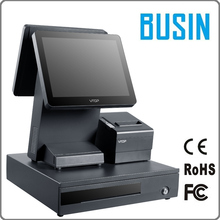 "Price 15"" pos billing machine for shop"