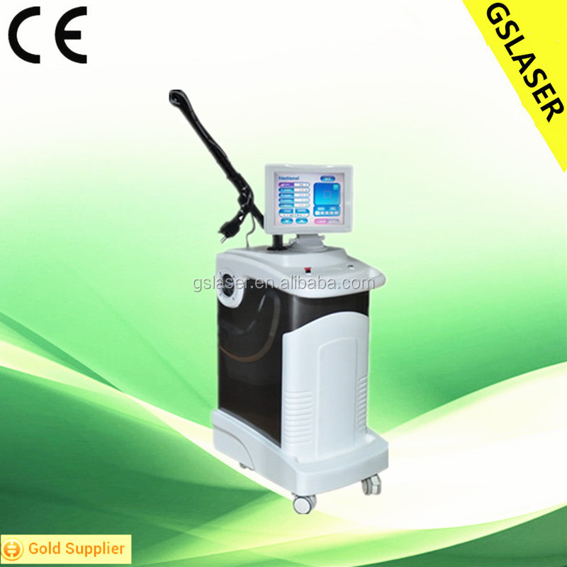 CO2 fractional laser scar cutting machine vertical low price equipment