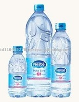 Plastic Bottle Nestle Pure Life Mineral Water