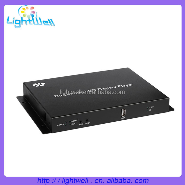 Lightwell asynchronous& synchronous card HD-A60X