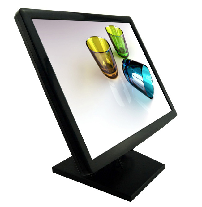Trade assurance19 inch tft lcd touch screen monitor with VGA,USB for factory price