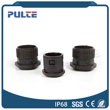 PULTE PET-SM Type Flexible Pipes Plastic nylon cable gland