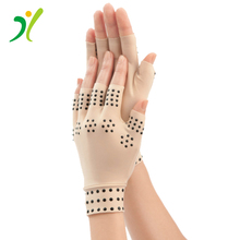 new style winter Nylon compression anti arthritis gloves