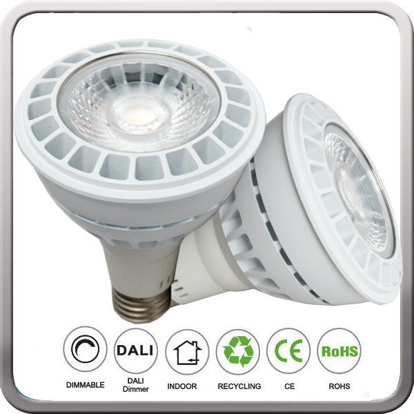 High Quality E27 Base 20W Par30 LED Light <strong>Spotlight</strong> 2000LM Pink Meat Color