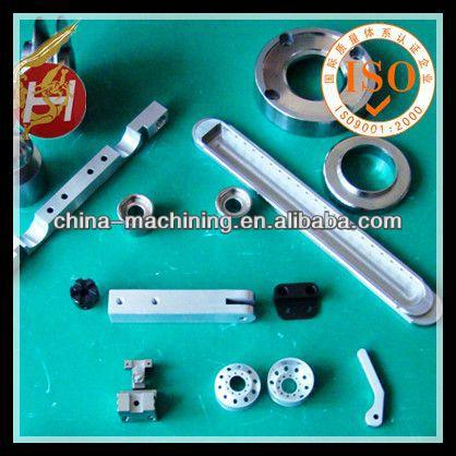 high precision cnc parts/machining rings