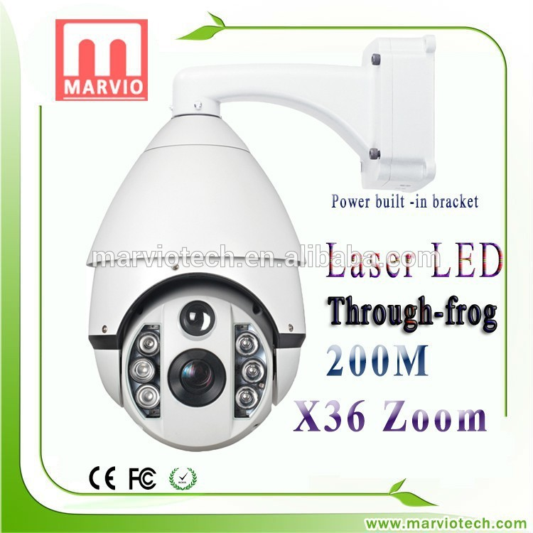 [Marvio Analog PTZ] cctv camera fine cctv camera rotating surveillance camera factory directly