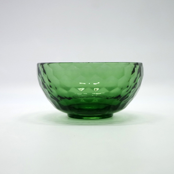 Exquisite A variety of colors glass bowl,transparent/green glass bowl tea cup