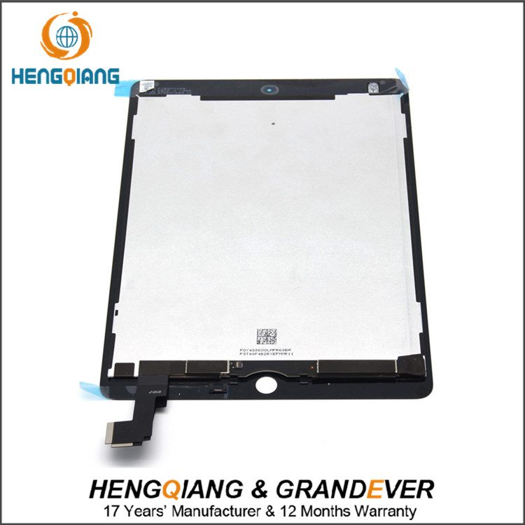 China supplier  LCD Screen Replacement for  ipad air 2 digitizer White Great Condition