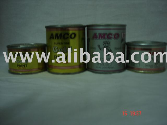 AMCO Aluminium & Gold Paints