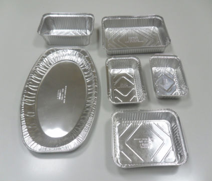 Aluminum Foil Food Containers