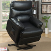 Leather Recliner Sofa Lift Up Chairs For Living Room ZOY-L91490