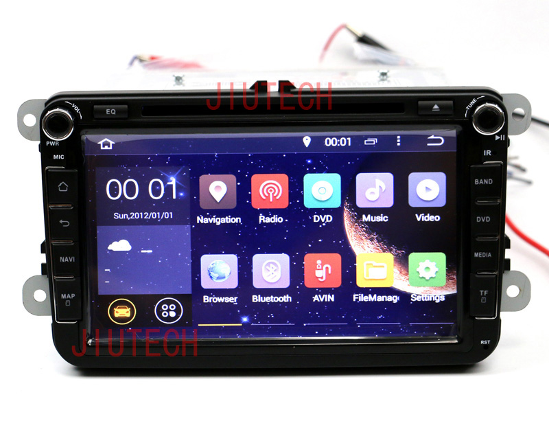 Android car DVD Player gps multimedia system ForVW B6 / CADDY/PASSAT / SAGITAR /GOLF+Free map/car audio system forvw passat b6