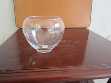 for single flower indoor glass vase