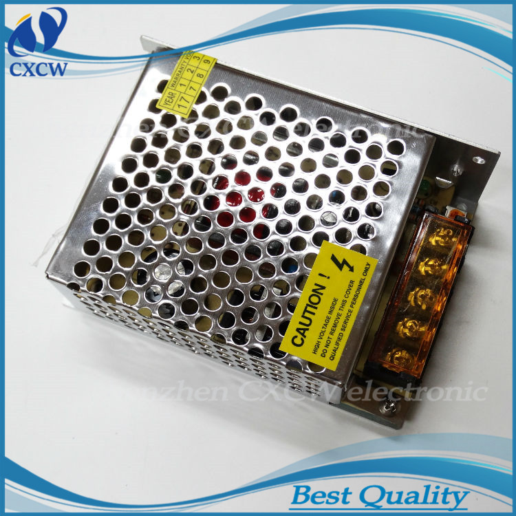 high quality switch power supply S-50-24 2.1A 24V led regulatpr power supply