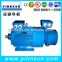 YR2(IP44 IP54) Low voltage Slip ring Three-phase Induction motor with 55kw