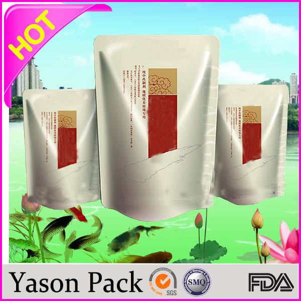 Yasonpack stand up water pouch nylon pouch photo pouches