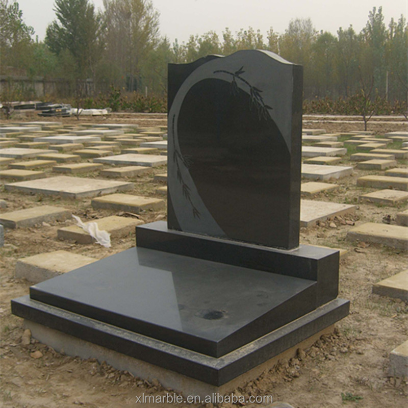 Cheap indian granite headstone of ISO9001 Standard