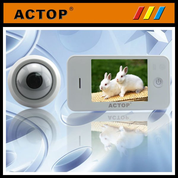 supper design 3.5 inch door eye viewer PHV-3503