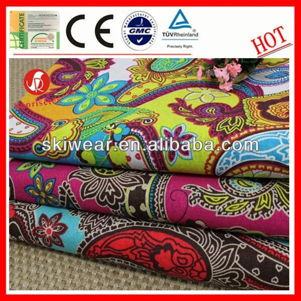factory wholesale various printed wax fabric factory