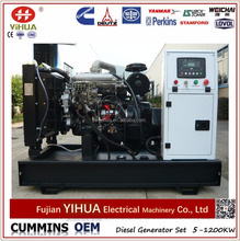 Foton Is--z-u 16kw/20kVA Open Diesel Generator with 4JB1 Enigne