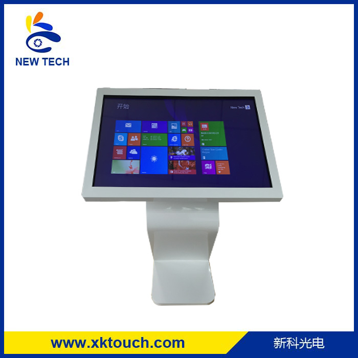 Best product shopping mall hotel lobby self-service information multi ir touch screen kiosk with build-in pc