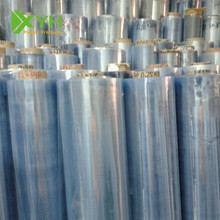 High chemical resistance transparent soft packing waterproof pvc plastic sheet/rod/film