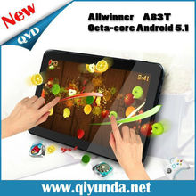 2015 Price Cheap China Android 3G Tablet Pc 10.1 ,Bluetooth Wifi Allwinner A83T Octa-Core Graphic Tablet