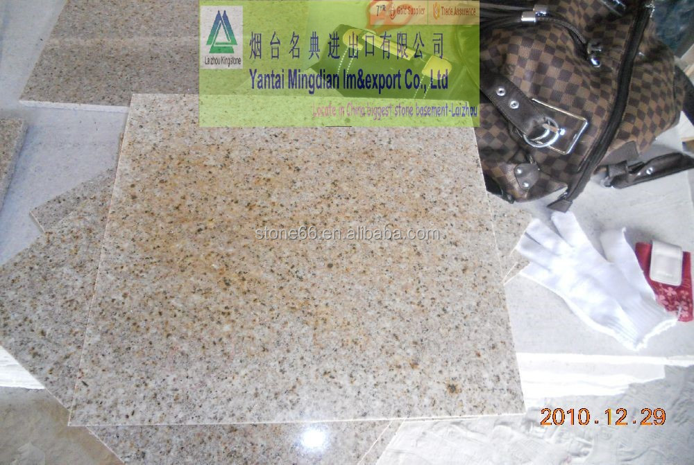 tiger skin yellow brown granite