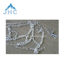 TN series heavy truck snow chains for Hungray market
