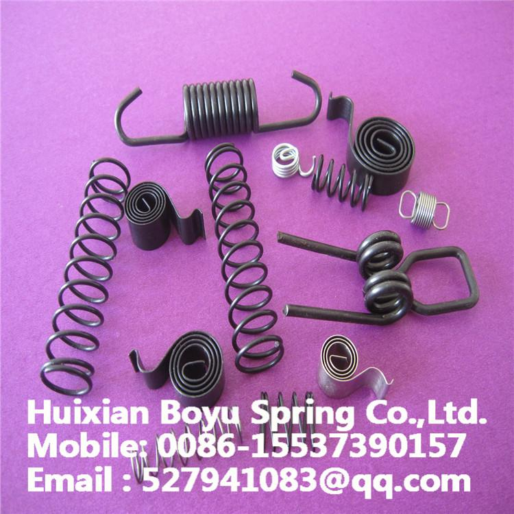 small diameter hose clamp,high elastic extension springs for swing chair
