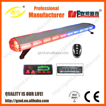 Led light bar cover with stable PC and Aluminium Alloy material