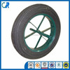 Factory Cheap Wheelbarrow Steel Rim Solid Rubber Wheel 15x3