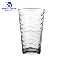 wholesale machine blow cups clear Small drinking glass tumbler