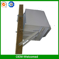 10U server rack outdoor telecom equipment SK185