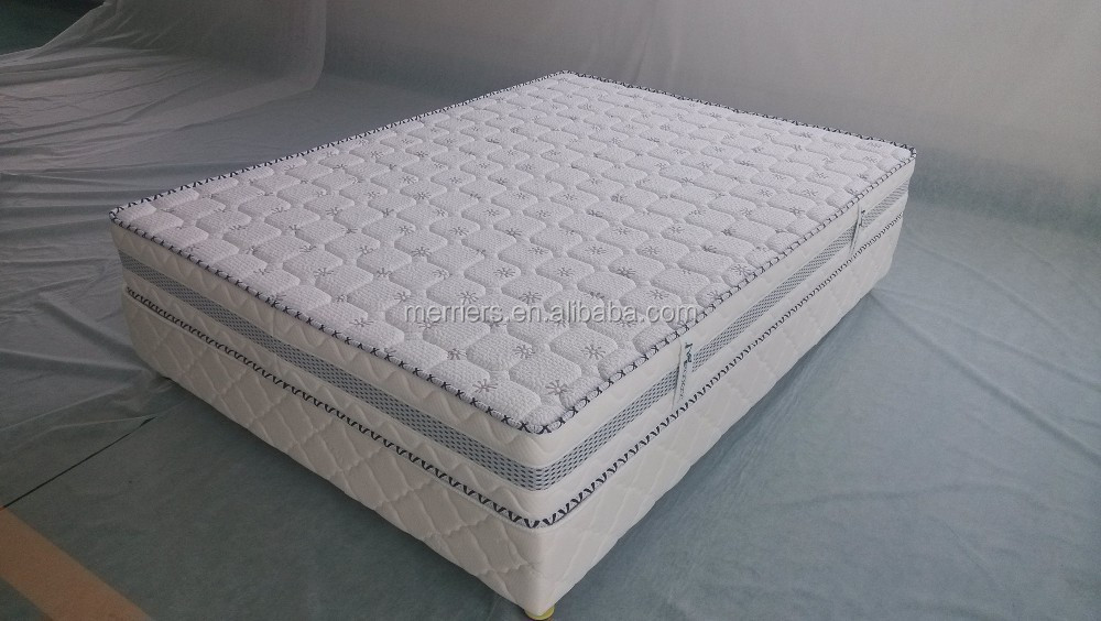Cost-efficient foam mattress/quilted memory foam mattress/memory foam mattress with quilting on the surface - Jozy Mattress | Jozy.net