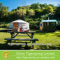brand high quality wooden yurts