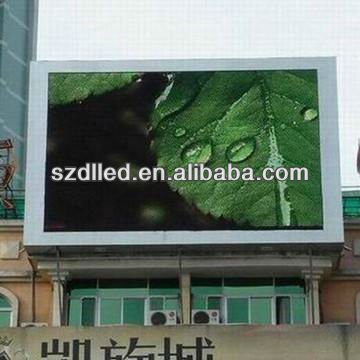 P12 outdoor full color display full color led display outdoor mobile led display