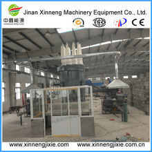 Durable biofuel briquette machine for charcoal making