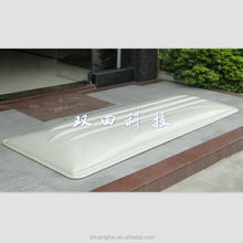 Plastic electric cart roof custom plastic golf cart blister roof custom sight-seeing cart roof 8-seat 5mm thick