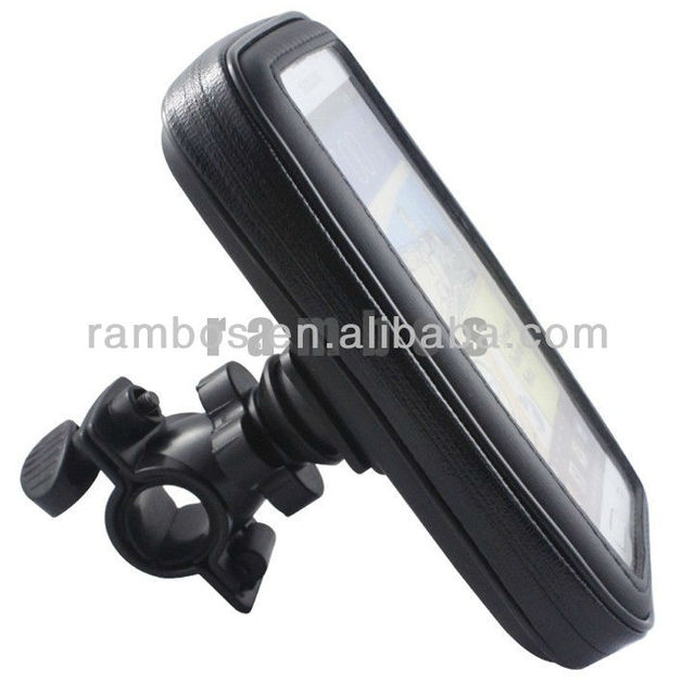 Waterproof Case Cover Bike Cycle Handle Bar Mount Holder for Samsung Galaxy Note 2 N7100 i9220