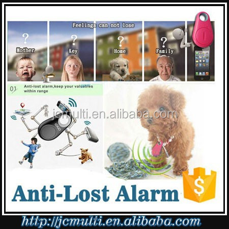lovely fashion mini portable anti lost alarm device home security hot sale
